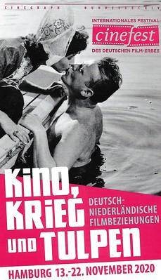 Cinefest, Kino Krieg und Tulpen, 1B