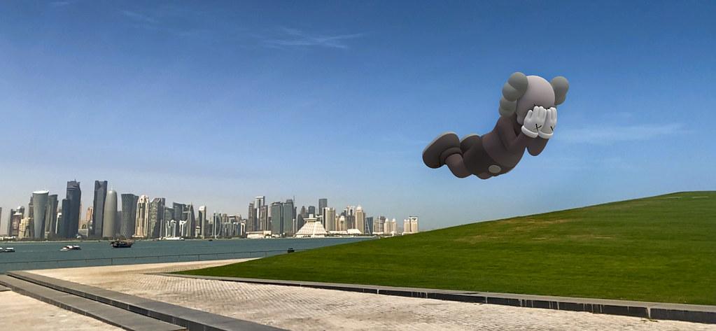 藝術領域與虛擬境界的創新結合!KAWS 全新藝術形式作品《EXPANDED HOLIDAY》 透過手機APP獨家收藏!3月12日全球氣勢登場~