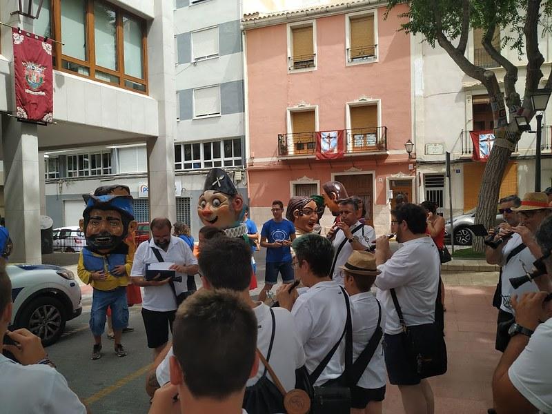 (2019-07-07) Pasacalle Gent de Nanos y Collà El Terròs - José Vicente Romero Ripoll (10)