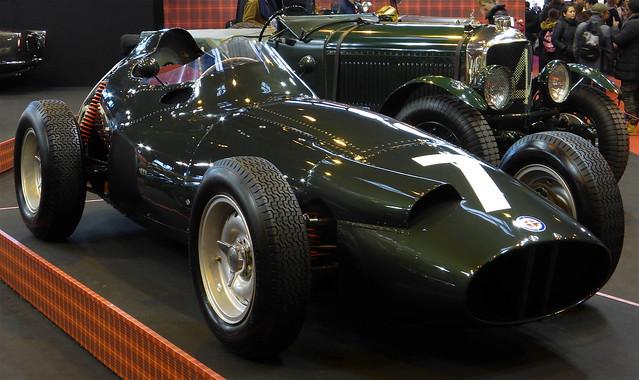 BRM Type 25, 1958