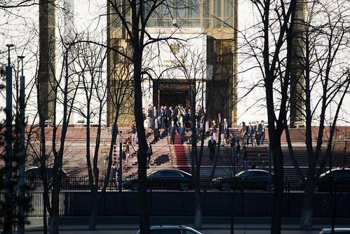 12.03.2020 întrevedere cu Prim-ministrul Ungariei