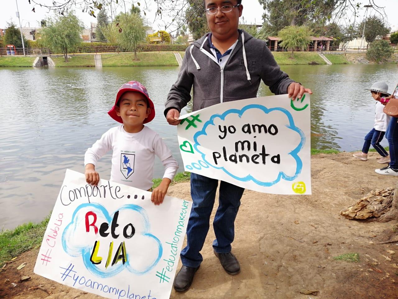 Reto LIA, 3ro de Preescolar