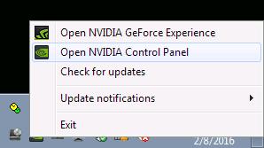 nvidia-system-tray-applet