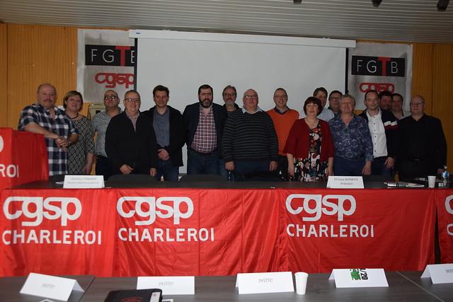 congrès intersectoriel du 07 mars 2020