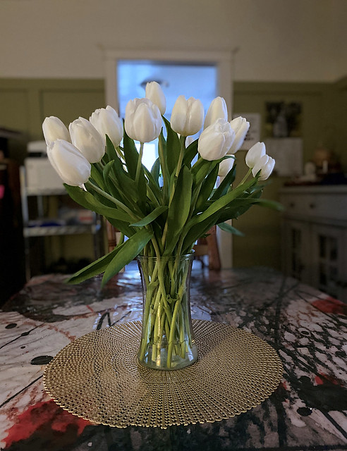 Tulips For The Table