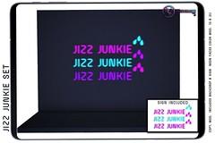 {ID} Jizz Junkie Set@Forbidden Fridays