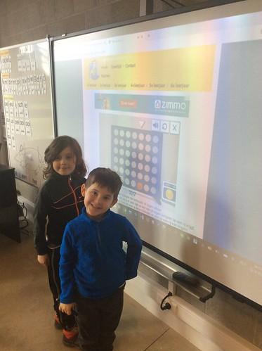 1e Leerjaar: Hoekenwerk in de klas