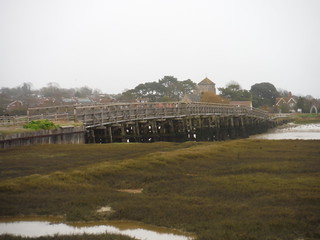 Old Shoreham Bridge (over River Adur) SWC Walk 26 - South Downs Way: Amberley to Shoreham-by-Sea or Lancing
