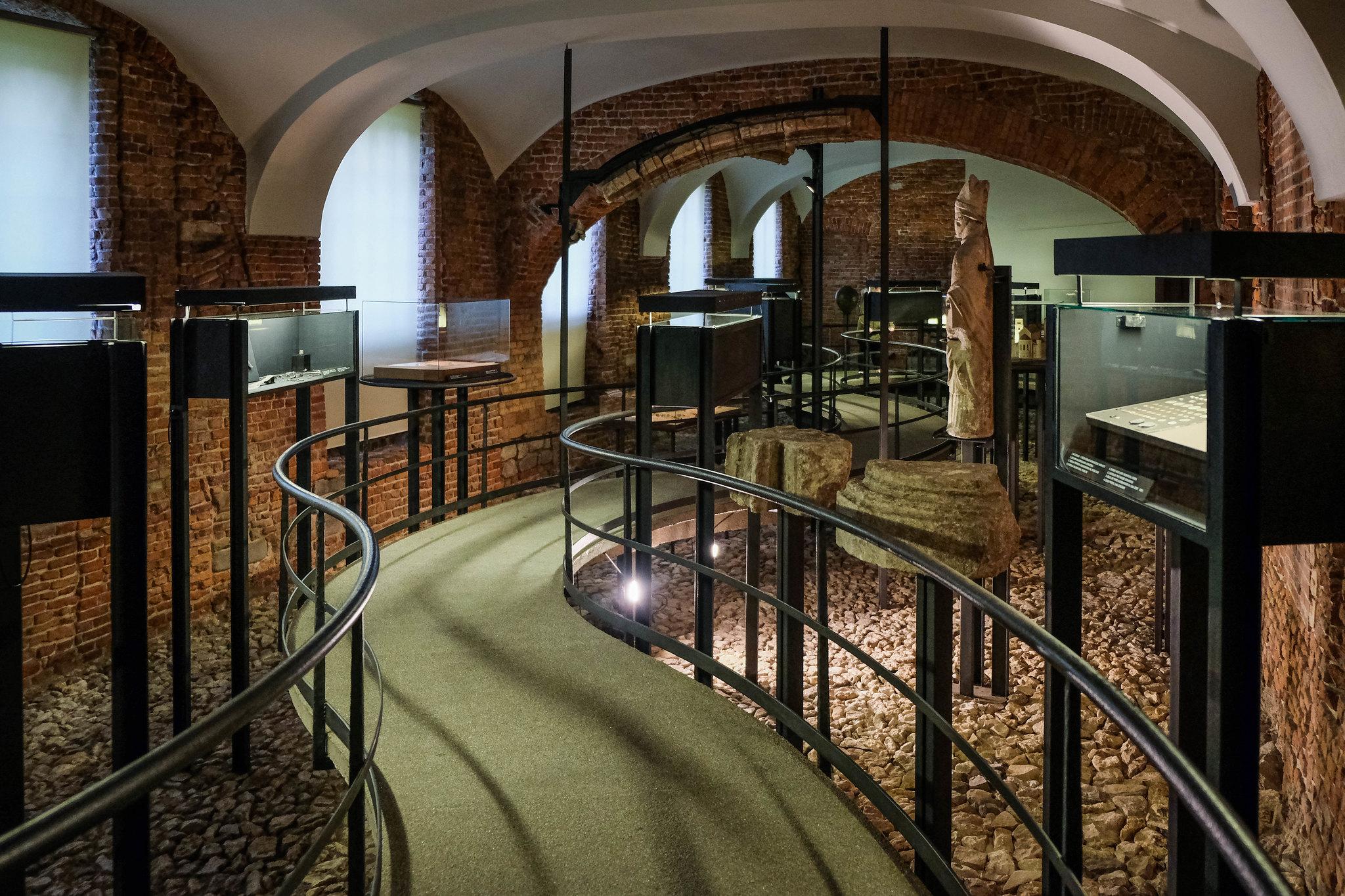 Archaeological Exhibit