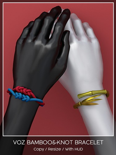 Group Gift - Bamboo&Knot Bracelet AD