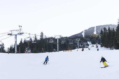 Whistler Village Winter 19 14