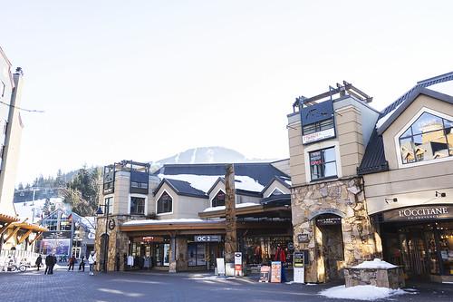 Whistler Village Winter 19 12