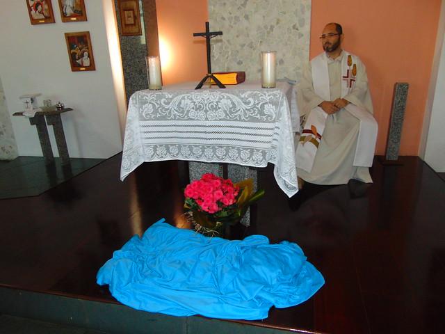 85 anos Missa