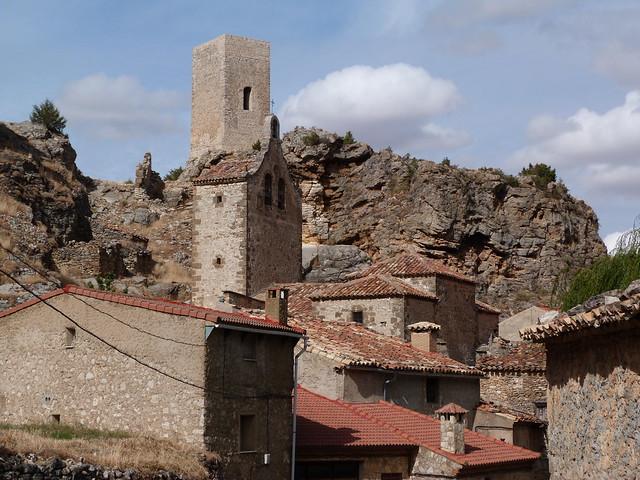 Chaorna, uno de los pueblos más bellos de Soria