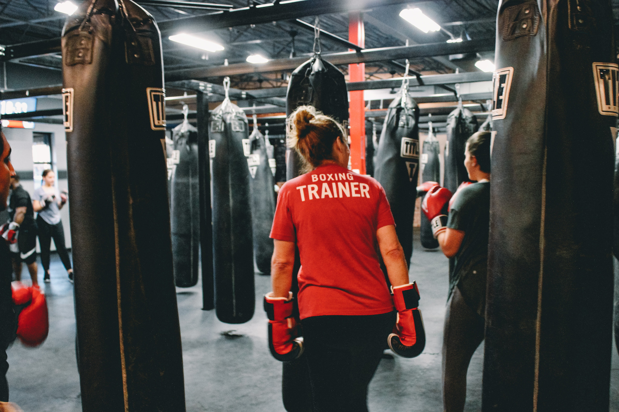 YP: Boxing & Bonding with TITLE Boxing club
