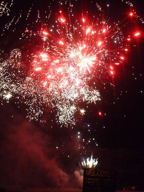 Fourth of July fireworks2016