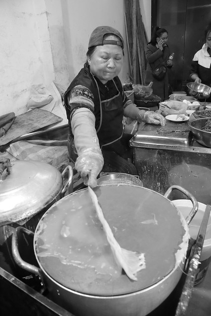 Rice Paper Prep