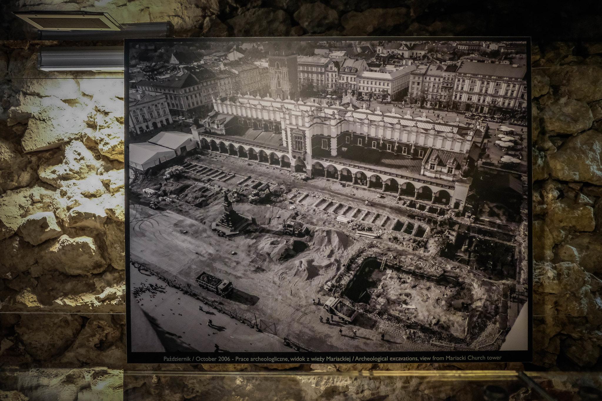 Excavation photos