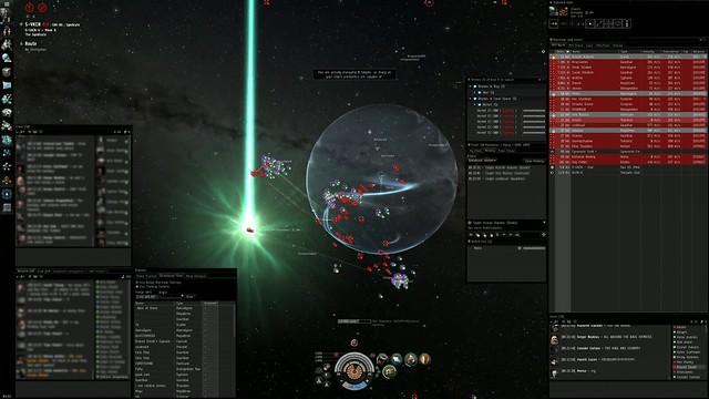 EVE Online - Fleet Gameplay