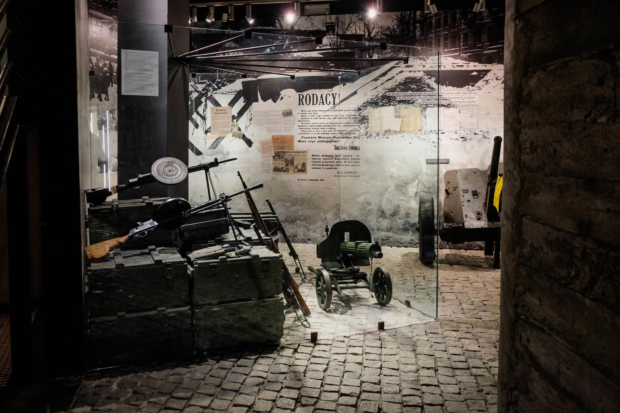 War exhibit