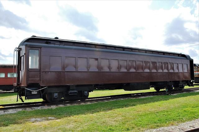 Pennsylvania Railroad No. 1650, Pennsylvania, Strasburg, Railroad Museum of Pennsylvania