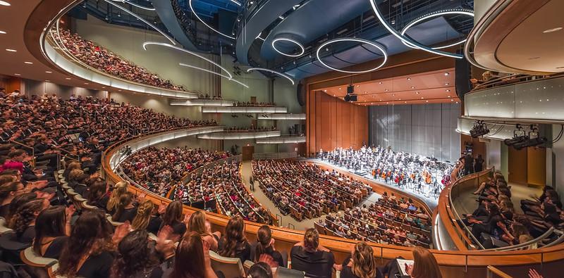 Hancher Auditorium - Iowa City, IA