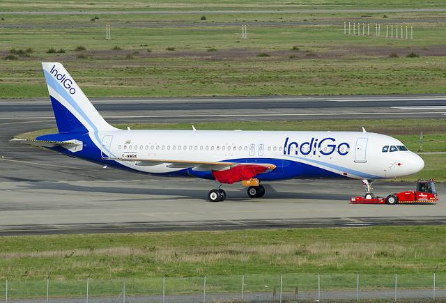 F-WWBK IndiGo Airbus A320-271N