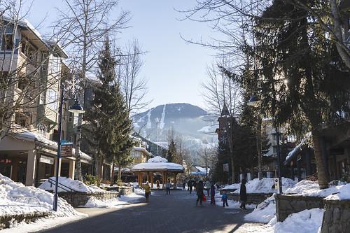 Whistler Village Winter 19 11