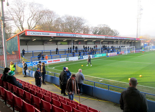 Spotland, Sandy Lane Stand/Enclosure