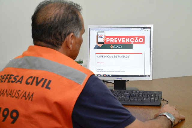 Balanço 12.03.20. Defesa Civil - Prevenção e alertas para comunidades