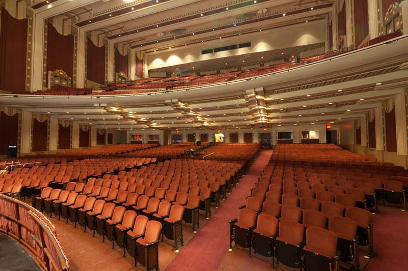 Adler Theatre - Davenport, IA