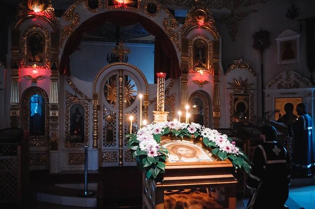 11 марта 2020 г. Литургия Преждеосвященных Даров