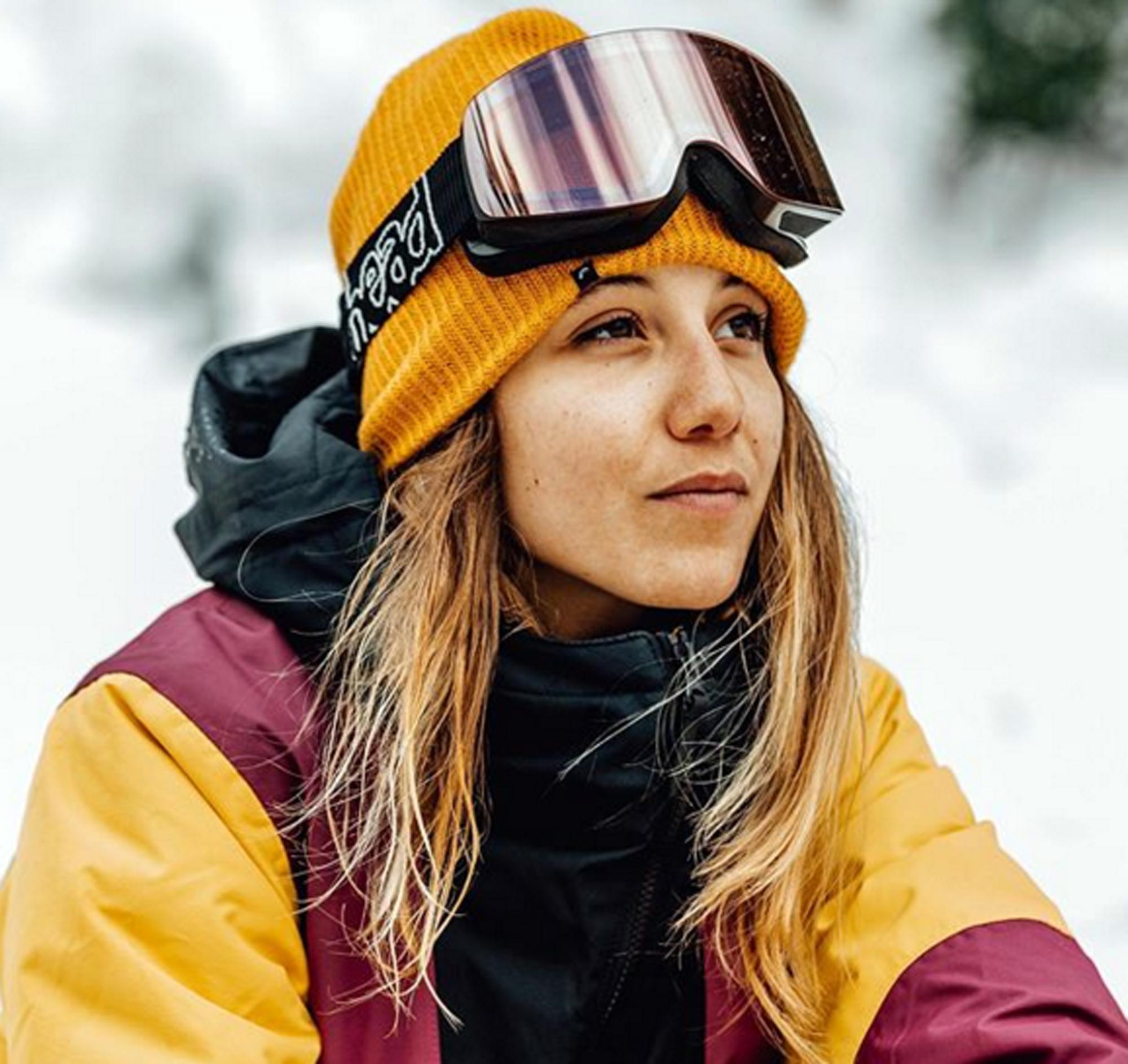 Núria freerider snowboard