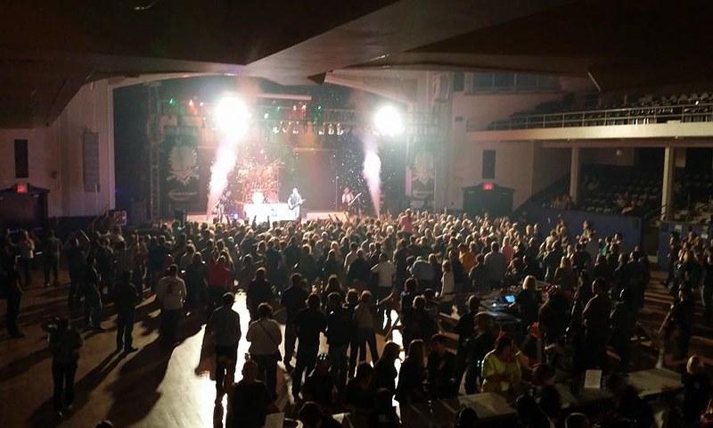 Memorial Auditorium - Burlington, IA