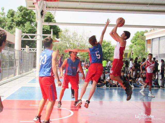 Inicio Jornada Deportiva