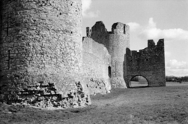 Trim Castle Gate