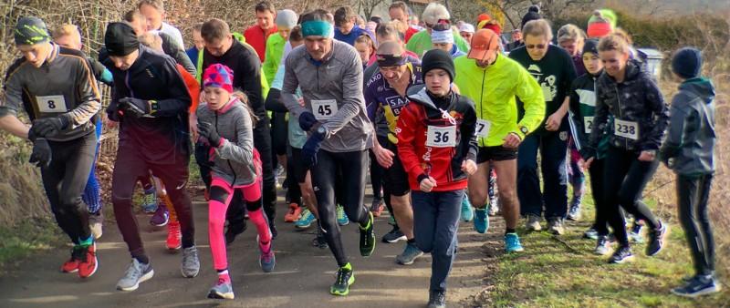 Veselský běžel v Přílukách sólo závod. Železníková zaostala sedm sekund za osobním rekordem