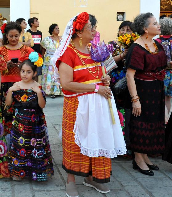Mame Mam Maya Woman Mujer Oaxaca Mexico Chiapas