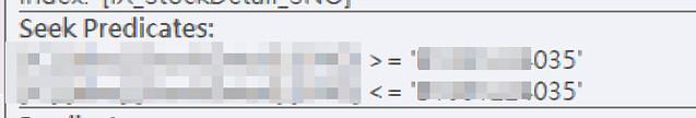 [SQL] LIKE 沒有使用 %-4