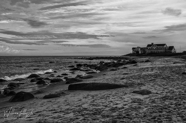 Charlestown Beach (BW)