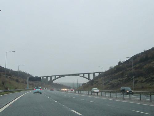 Bridge over M62
