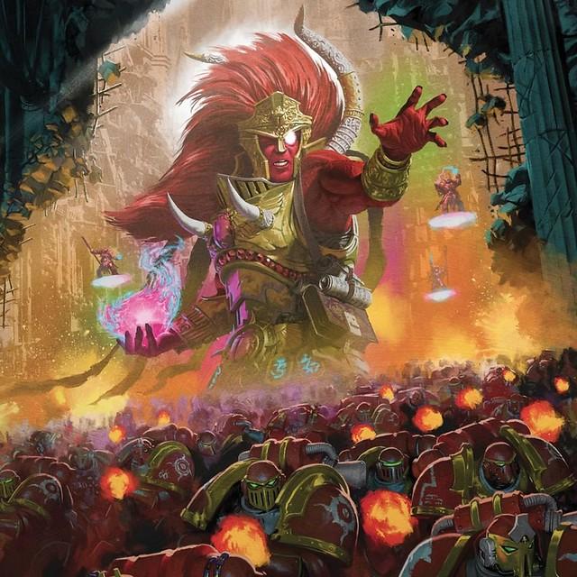 «ЕРЕСЬ ХОРУСА. ОСАДА ТЕРРЫ: Ярость Магнуса» | Horus Heresy: Siege of Terra. The Fury of Magnus