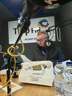 In the TippFM Roadcaster with Fran Curry