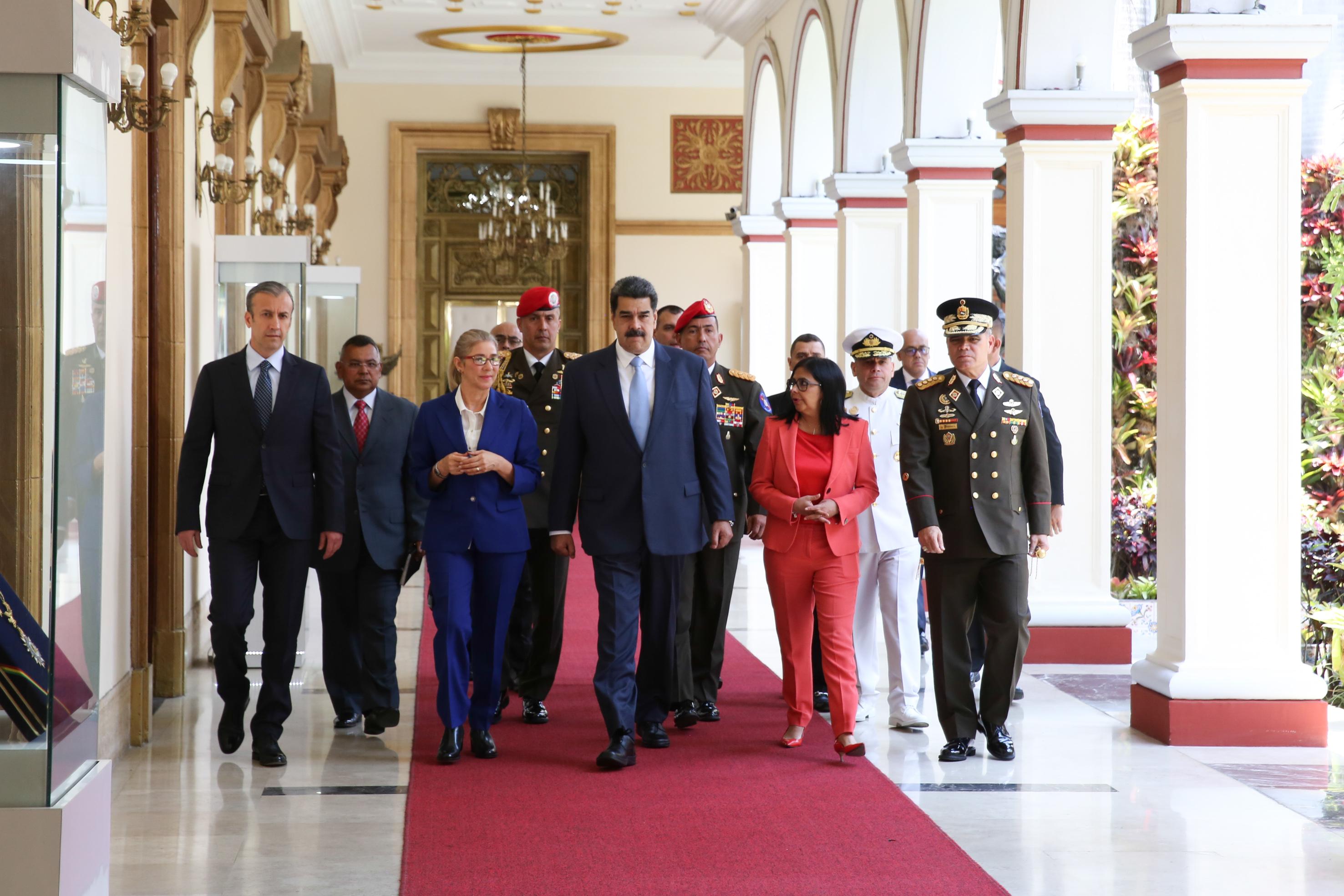 Declaraciones a la prensa del presidente Nicolás Maduro sobre el Covid-19