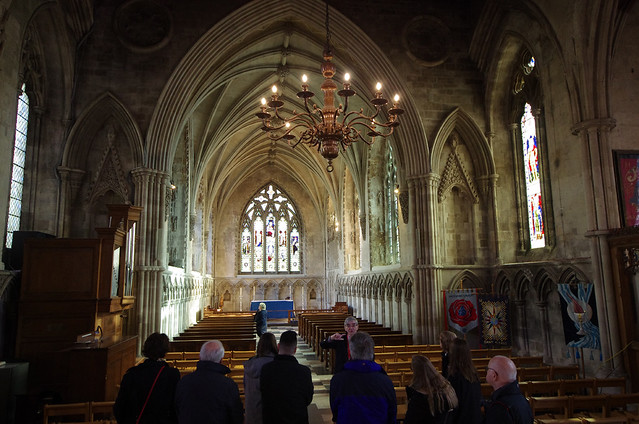 St Alban's Cathedral, Hertfordshire