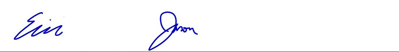 H2O Pastor First Name Signatures