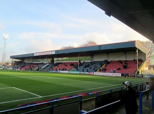 Spotland, Main Stand