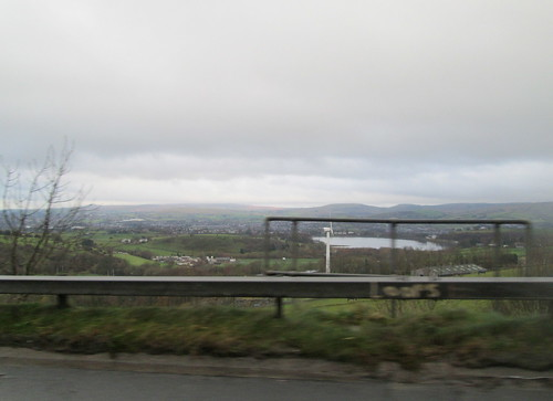 Hollingsworth Lake from M62