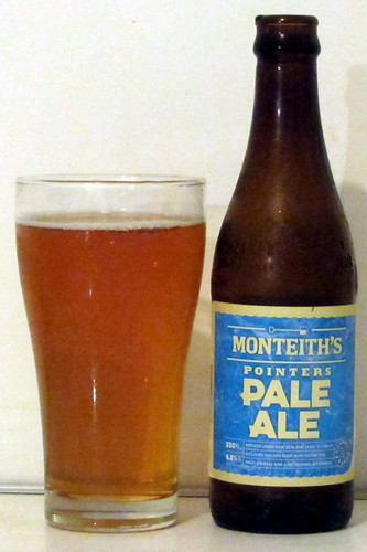 Monteith's Pointers Pale Ale