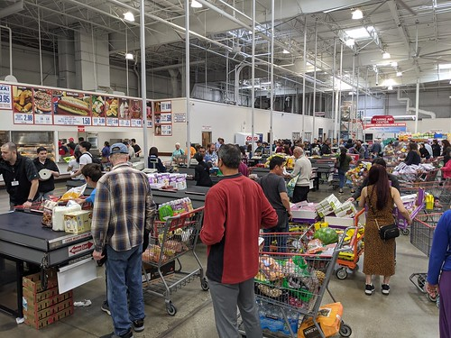 Costco At the Start